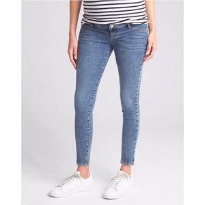 GAP Jeans - Maternity cropped denim
